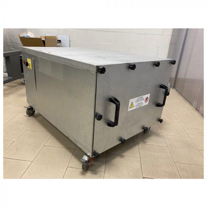 Sistema di depurazione e filtro aria USATO