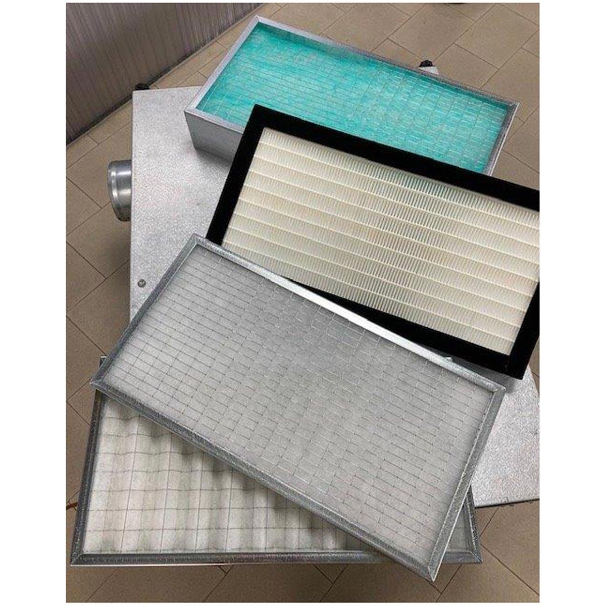 Filtri per Sistema di depurazione e filtro aria USATO
